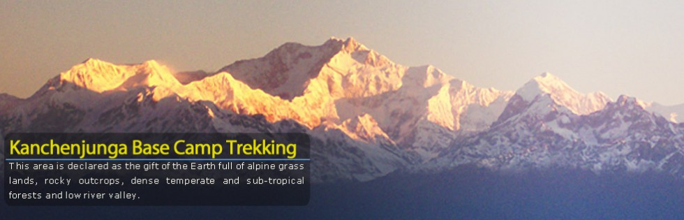 Kanchenjanga Base Camp Trek